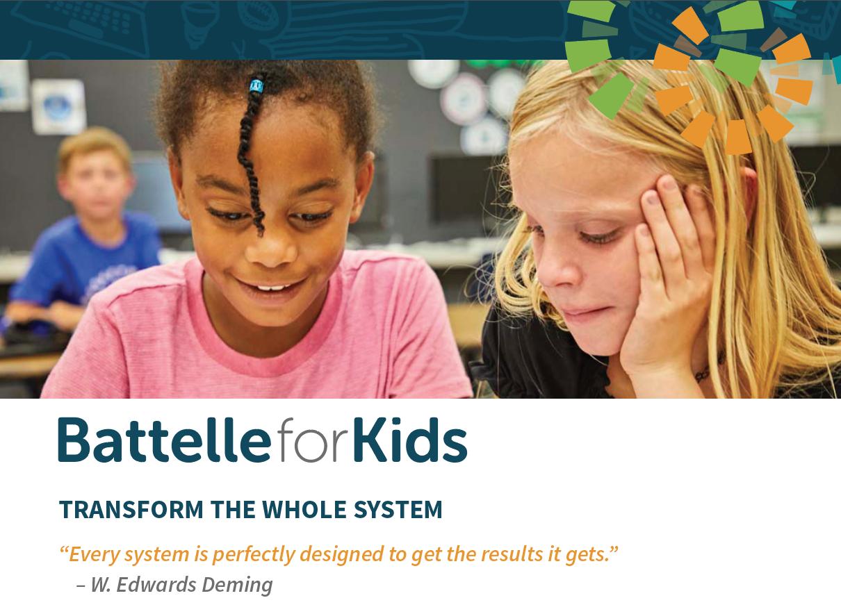 Transform the System
